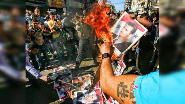La ONU condena la represión en Siria y exige el fin de la violencia