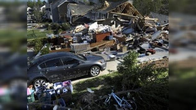 Seis latinos entre los muertos por los tornados en Carolina del Norte