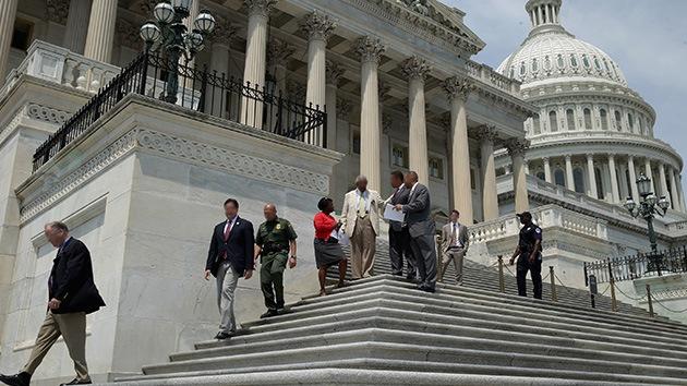 El Congreso de EE.UU. suspende  su crucial votación sobre Siria