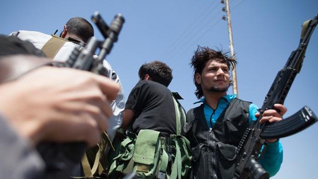 El Líbano: un arsenal de los insurgentes sirios
