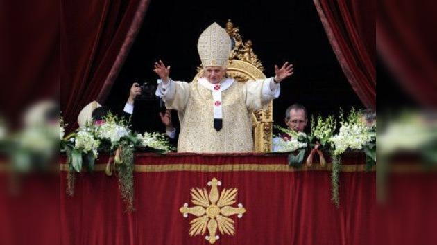 "Benedicto XVI: ""Que Cristo resucitado otorgue esperanza a Oriente Próximo"""