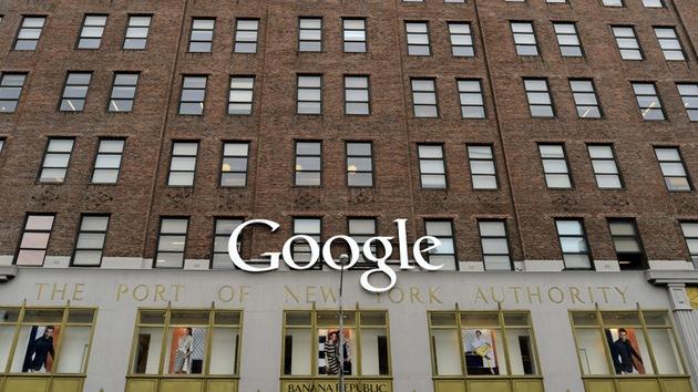 """Assange: """"Google quería colaborar con el Gobierno desde hace mucho tiempo"""""""