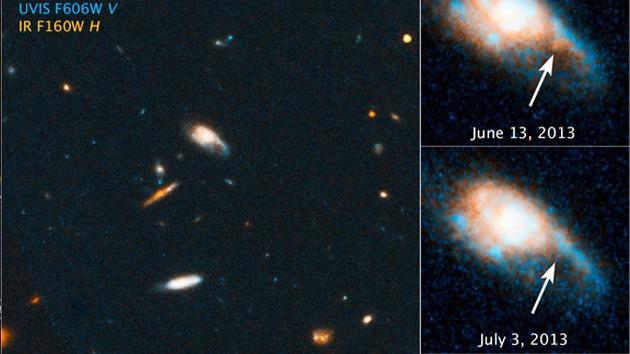 Salen a la luz las kilonovas, un nuevo tipo de explosión estelar más breve y potente