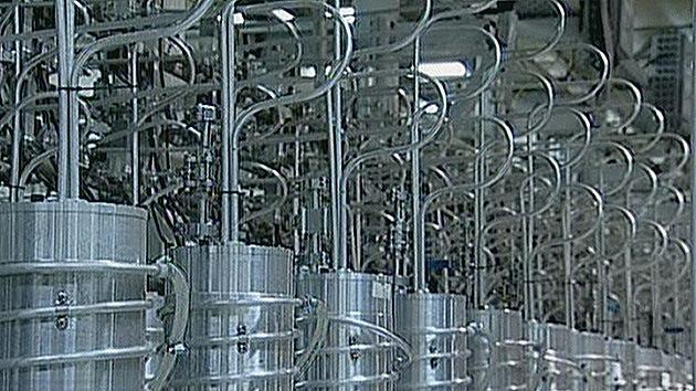 Irán instala 1.000 centrifugadoras de segunda generación