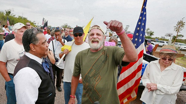 EE.UU.: Cientos de ciudades protestan contra la inmigración ilegal