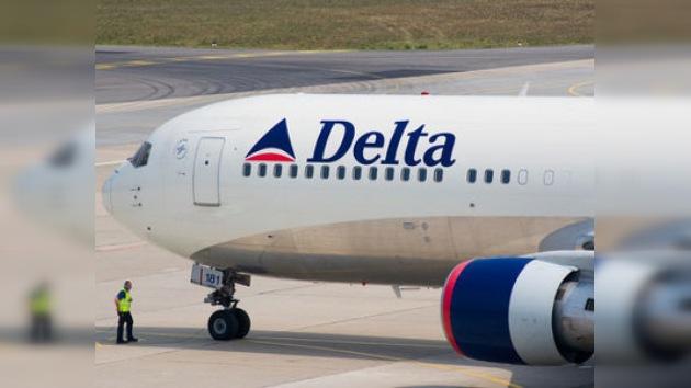Segunda alarma terrorista a bordo de un avión de la compañía Delta