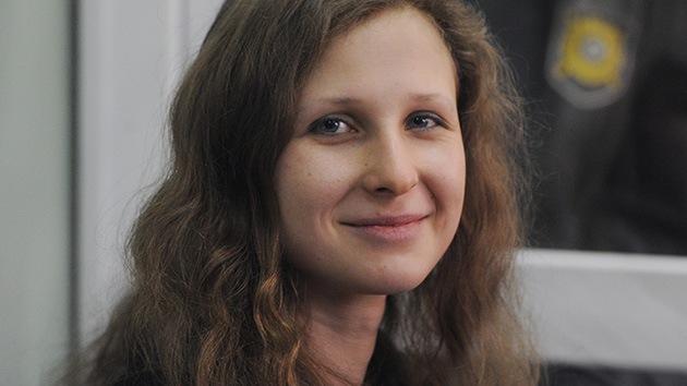 El tribunal rechaza la suspensión de la condena de una de las Pussy Riot
