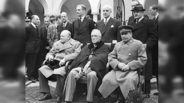 Hace 65 años las tres potencias vencedoras rehicieron el mapa del mundo