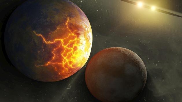 Descubren estrellas binarias inusualmente cerca entre ellas