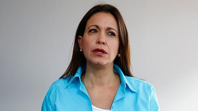 Venezuela: Machado declara como imputada en un supuesto plan de asesinato de Maduro