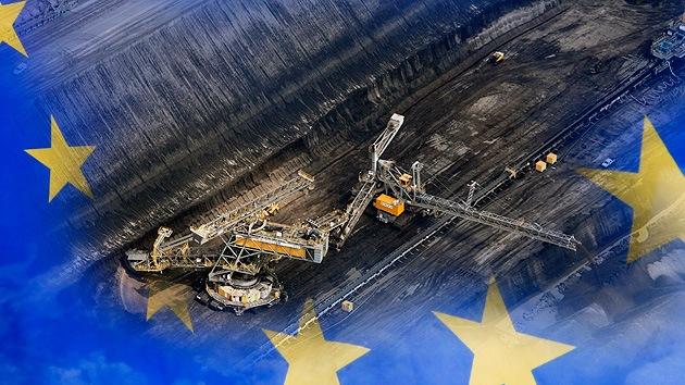 """""""Callejón sin salida"""": Europa, al borde de quedarse sin carbón, petróleo y gas"""