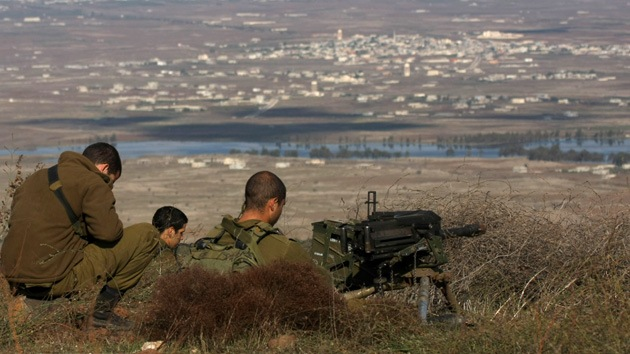 Israel lanza un ataque contra Siria