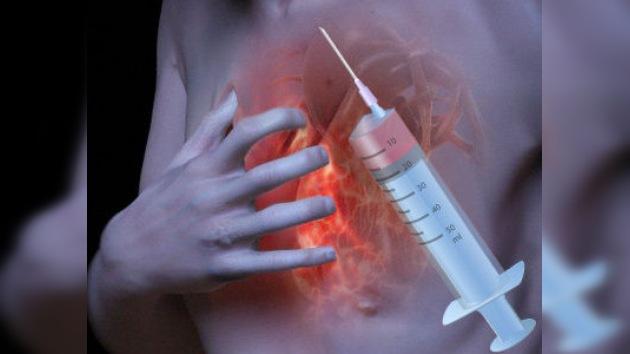 Crean una vacuna contra el infarto