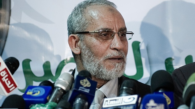 El líder de los Hermanos Musulmanes en Egipto llama a la yihad por Jerusalén