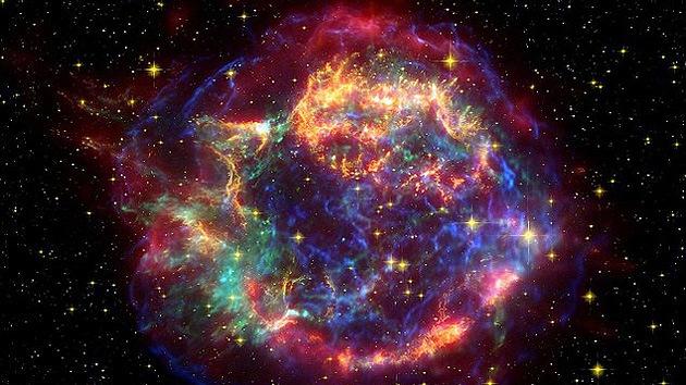 Supernova de laboratorio: Científicos recrean la explosión de una estrella