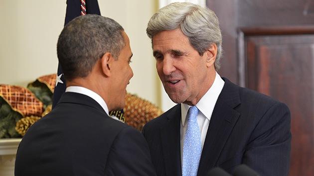 El senador John Kerry será el nuevo secretario de Estado de EE.UU.