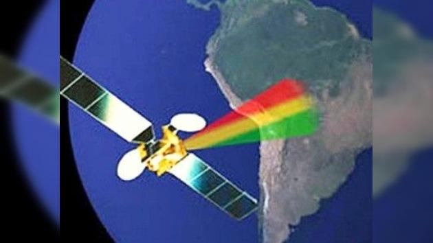 El primer satélite boliviano costará 294 millones de dólares