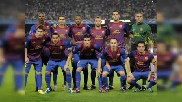 Barcelona, el mejor club del mundo en 2011, según la IFFHS