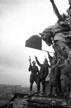 Celebración de la Victoria sobre los nazis