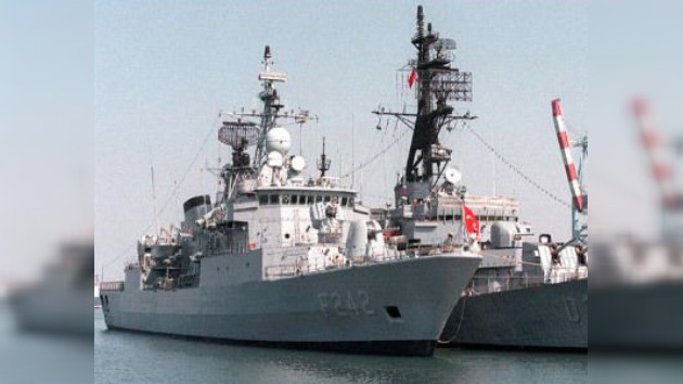 La tensión turco-israelí, a punto de provocar enfrentamientos en el Mediterráneo
