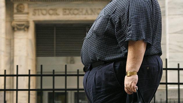 El obeso engorda más si se ve como enfermo
