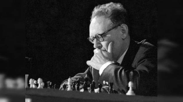 La FIDE declara 2011 como el 'año de Botvínnik' por su centenario