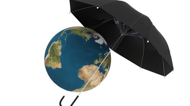 ¿Un asteroide salvará a la Tierra del calentamiento global?