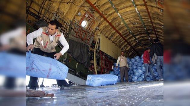 Libia promete enviar ayuda humanitaria a la oposición siria, pero no dice cuándo ni cómo