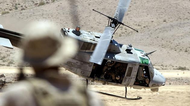 Video, Fotos: EE.UU. y Jordania despliegan sus 'juegos de guerra' en el desierto
