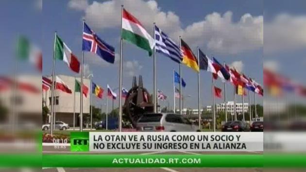 Rusia podría acceder a la OTAN