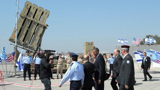 La 'Cúpula de Hierro' de Israel tiene 'brechas'
