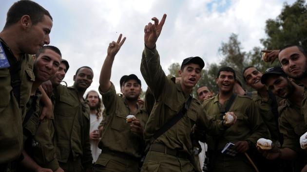 Militares israelíes, ¿ya en Siria?