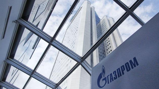 Estadounidenses acaparan acciones de Gazprom en plena disputa por Ucrania