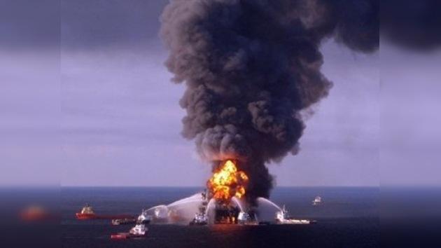 Se cumple un año desde el inicio del derrame de petróleo en el Golfo de México