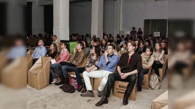 Se inaugura el II festival de cine medioambiental en Moscú