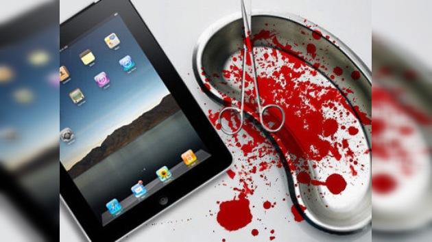 Un adolescente chino vende su riñón para comprar un iPad2