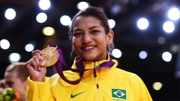 Londres 2012: Brasil logra la primera medalla de oro para Latinoamérica en los JJOO
