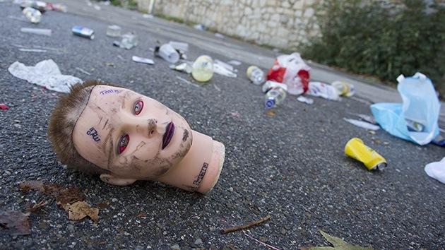 Fiesta de Halloween: Muere una de las heridas graves de la tragedia en Madrid