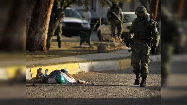 Condenan a prisión a 14 militares mexicanos por el homicidio de cinco civiles
