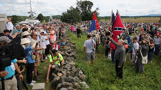 ¿Es posible una segunda guerra civil en EE.UU.?