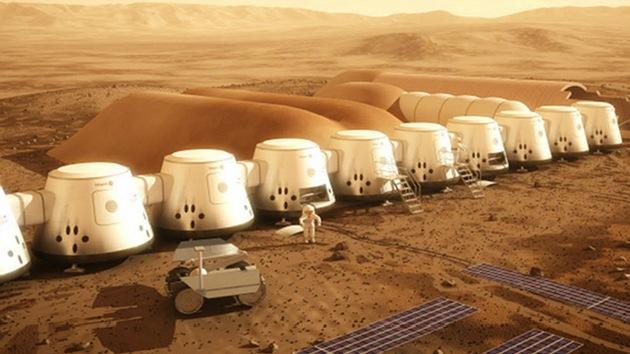 Primera piedra para colonizar Marte: un proyecto privado recibe su primera inversión