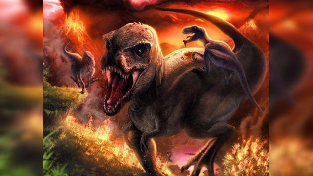 Actividad volcánica, principal causa de la extinción de las especies