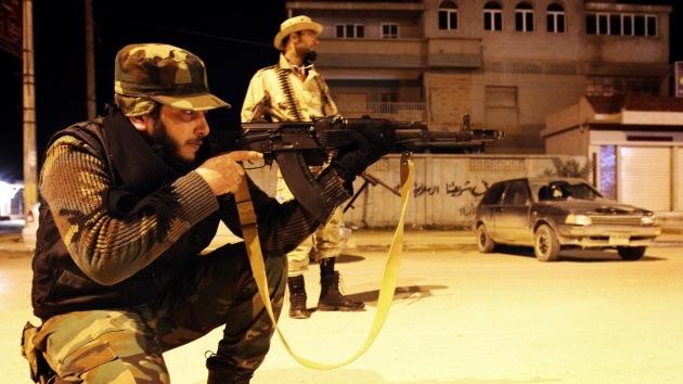 Varios heridos tras un ataque contra la sede de un canal local de TV en Libia