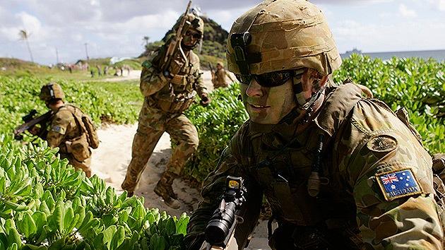 Australia desplegará tropas en Emiratos Árabes contra el EI a petición de EE.UU.