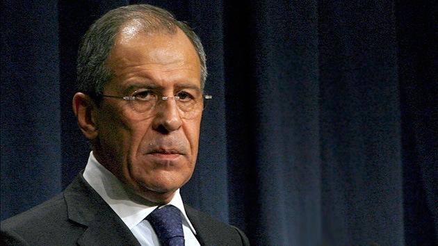 Lavrov: No nos alegran las sanciones de Occidente, pero tampoco nos duelen