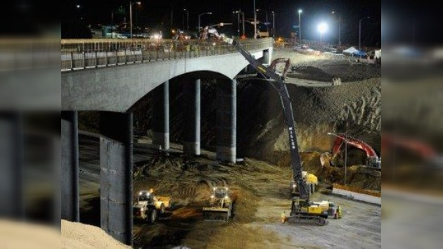 Construir una carretera en 24 horas: ¿fantasía o realidad?