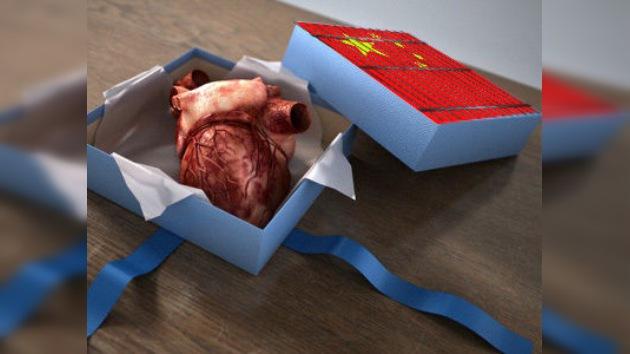 China dejará de trasplantar órganos de presos ejecutados