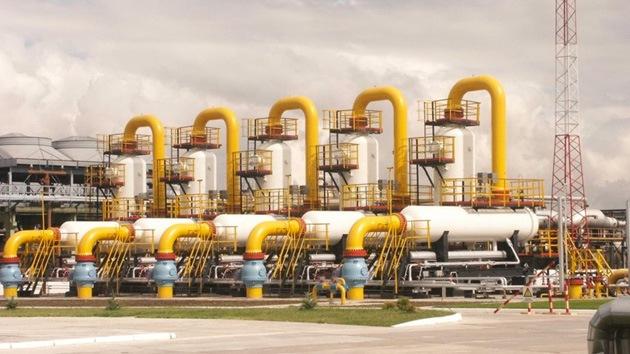 Ucrania excluye a Rusia de su consorcio de transporte de gas