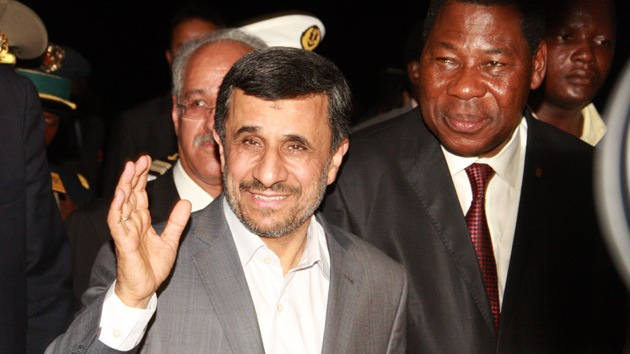 "Ahmadineyad: ""Irán no necesita una bomba atómica"""