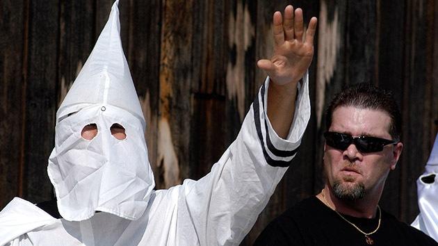 Policías alemanes forman parte de una célula del Ku Klux Klan